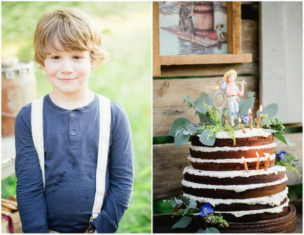The Adventures of Hudson's 6th Birthday | how to throw an adventures of huck finn birthday party | boy birthday party ideas | kids birthday party ideas | birthday party tips and tricks || Jenny Cookies #birthdayparty