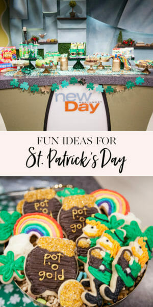 St. Patrick's Day Ideas for Kids | fun St. Patrick's Day ideas | St. Patrick's Day crafts | diy St. Patrick's Day | St. Patrick's Day desserts || JennyCookies.com #stpatricksdayideas #stpatricksday #diystpatricks #jennycookies