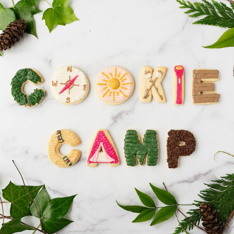Let's go to Cookie Camp!